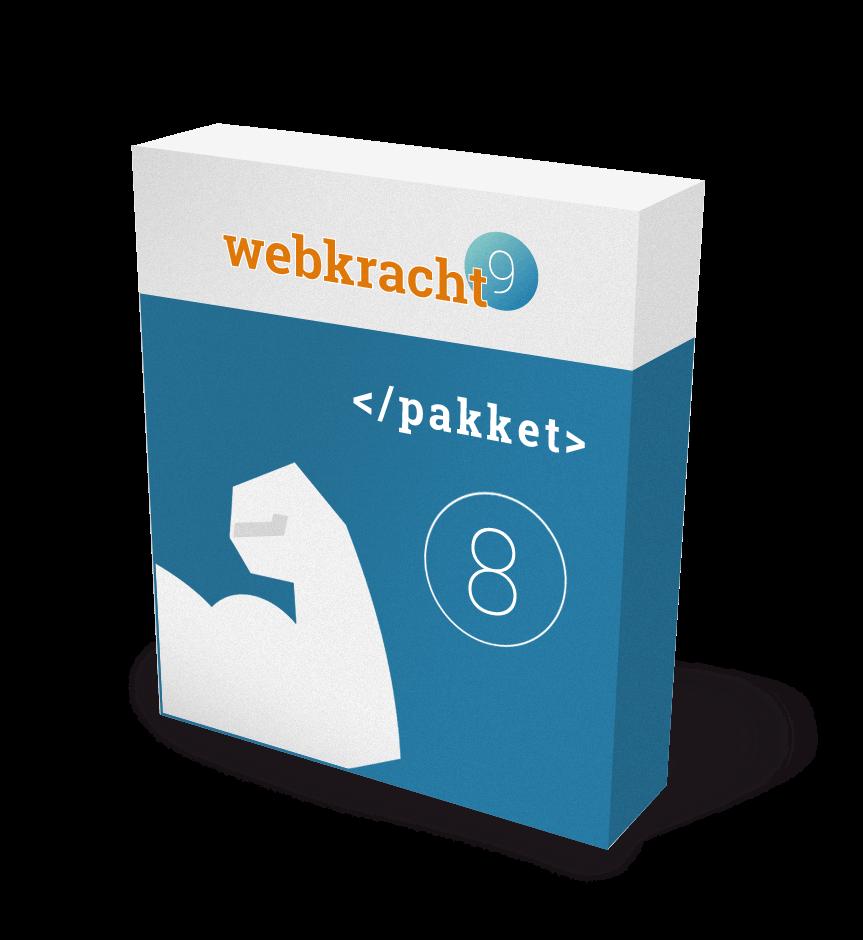 Webkracht8